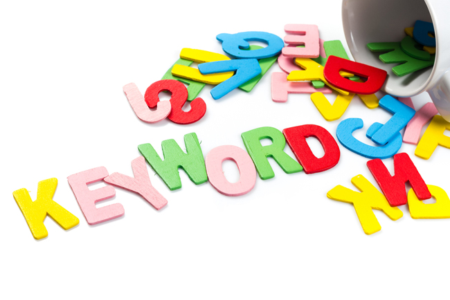 Что такое «ключевые слова» и как их использовать