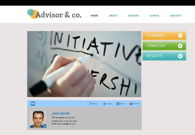 приложения для бизнес-сайта