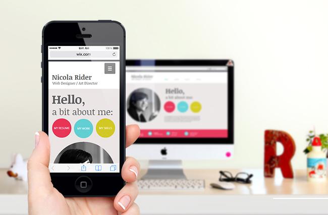Мобильная версия сайта – легко, быстро и бесплатно!