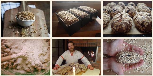 Качественные фотографии на сайте пекарни «Добрый Хлеб»