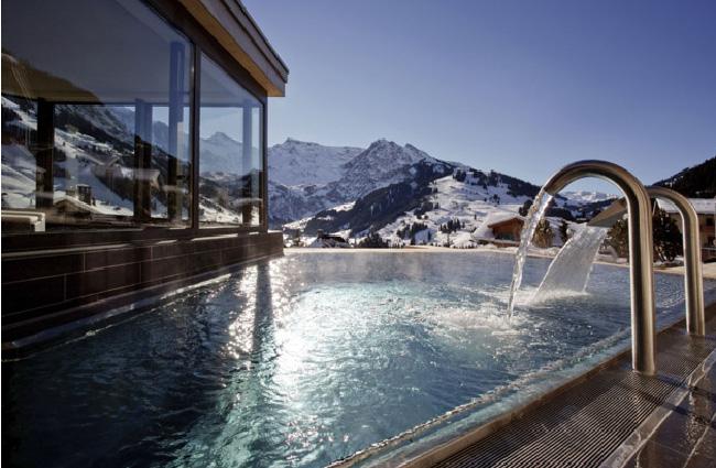 Гостиница Cambrian, Адельбоден, Швейцария