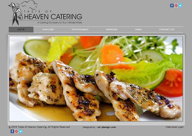 Taste of Heaven Catering