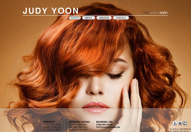 Парикмахер-стилист Judy Yoon