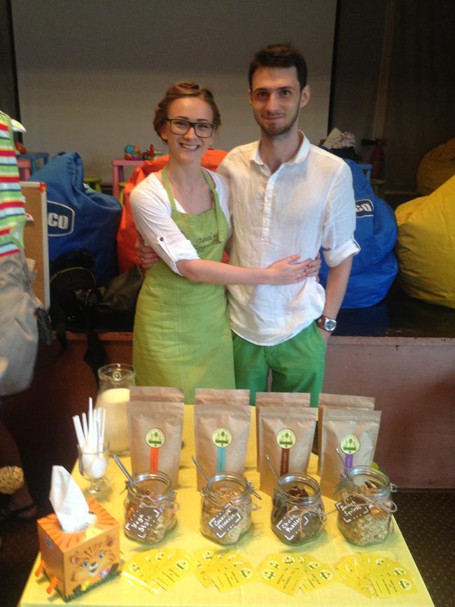 Сладкая парочка: Инна Фрост с мужем