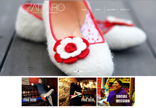 Интернет-магазин обуви Zattaro