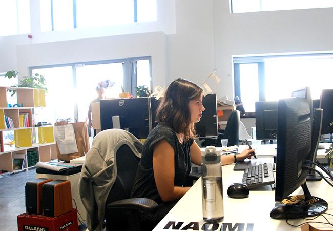 Офис Wix: как все устроено