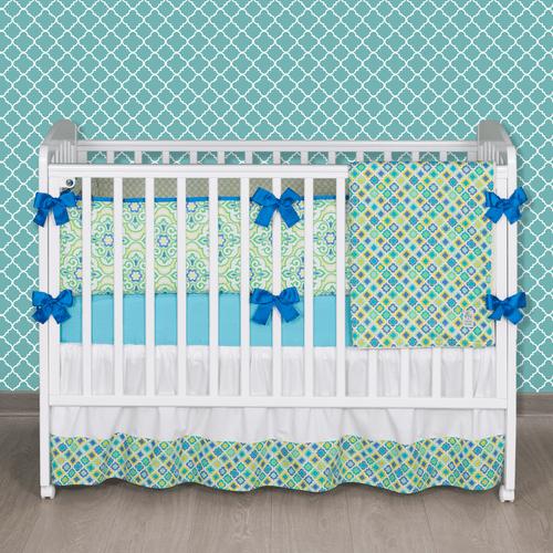 Современный дизайн детской от Fine Cribs: оставляем 90-е в прошлом.