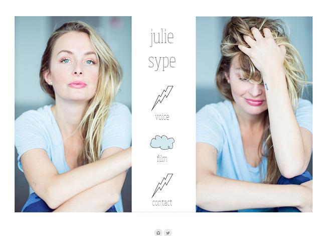 Резюме Julie Sype