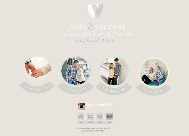 Jodi & Vincent