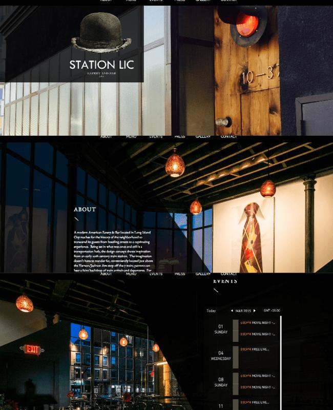 Station LIC