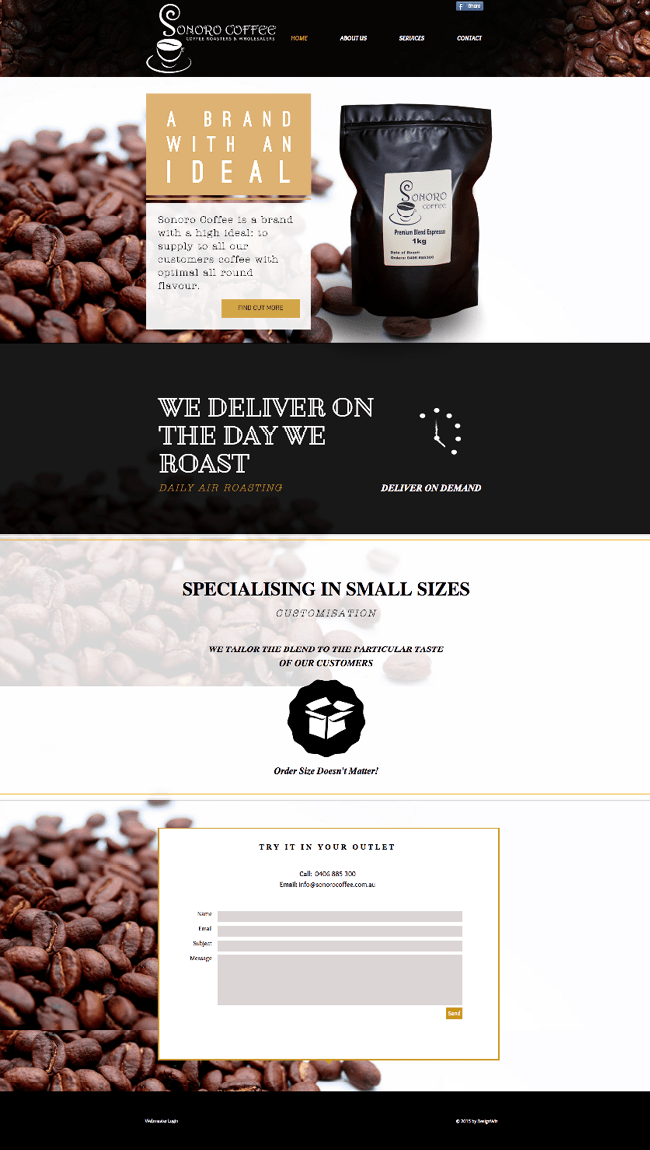 Sonoro Coffee