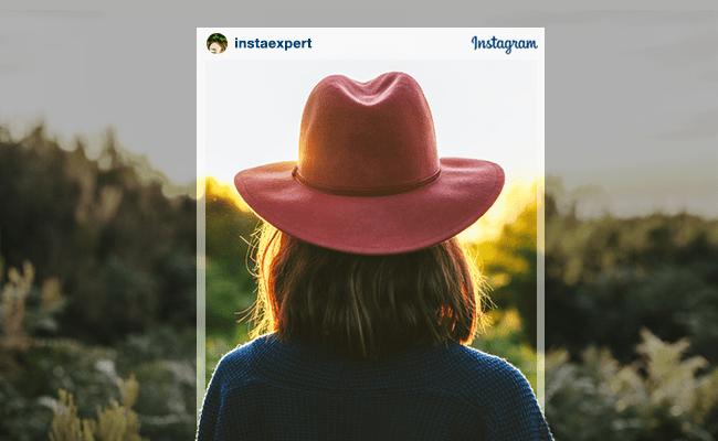 девушка в шляпе инстаграм